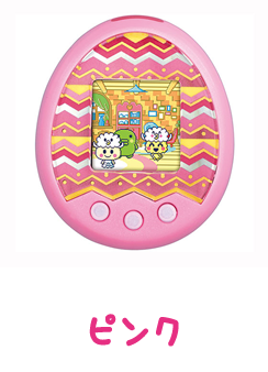 Tamagotchi m!x Spacy m!x ver.ピンク