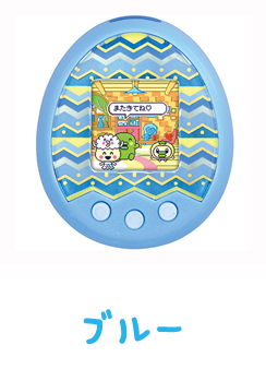 Tamagotchi m!x Spacy m!x ver.ブルー
